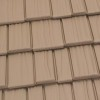 Country Manor Shake Metal Roof - Buckskin Brown