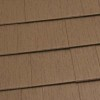 Oxford Shingle Metal Roof - Aged Bronze
