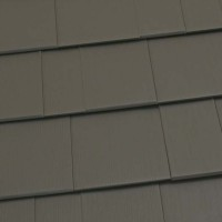 Oxford Shingle Metal Roof - Gray Shake