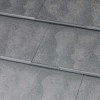 Oxford Shingle Metal Roof - Slate Rock Blue