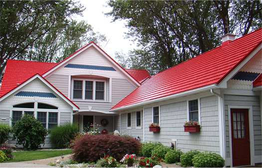 Learn Why Michigan<br>Loves Metal Roofs